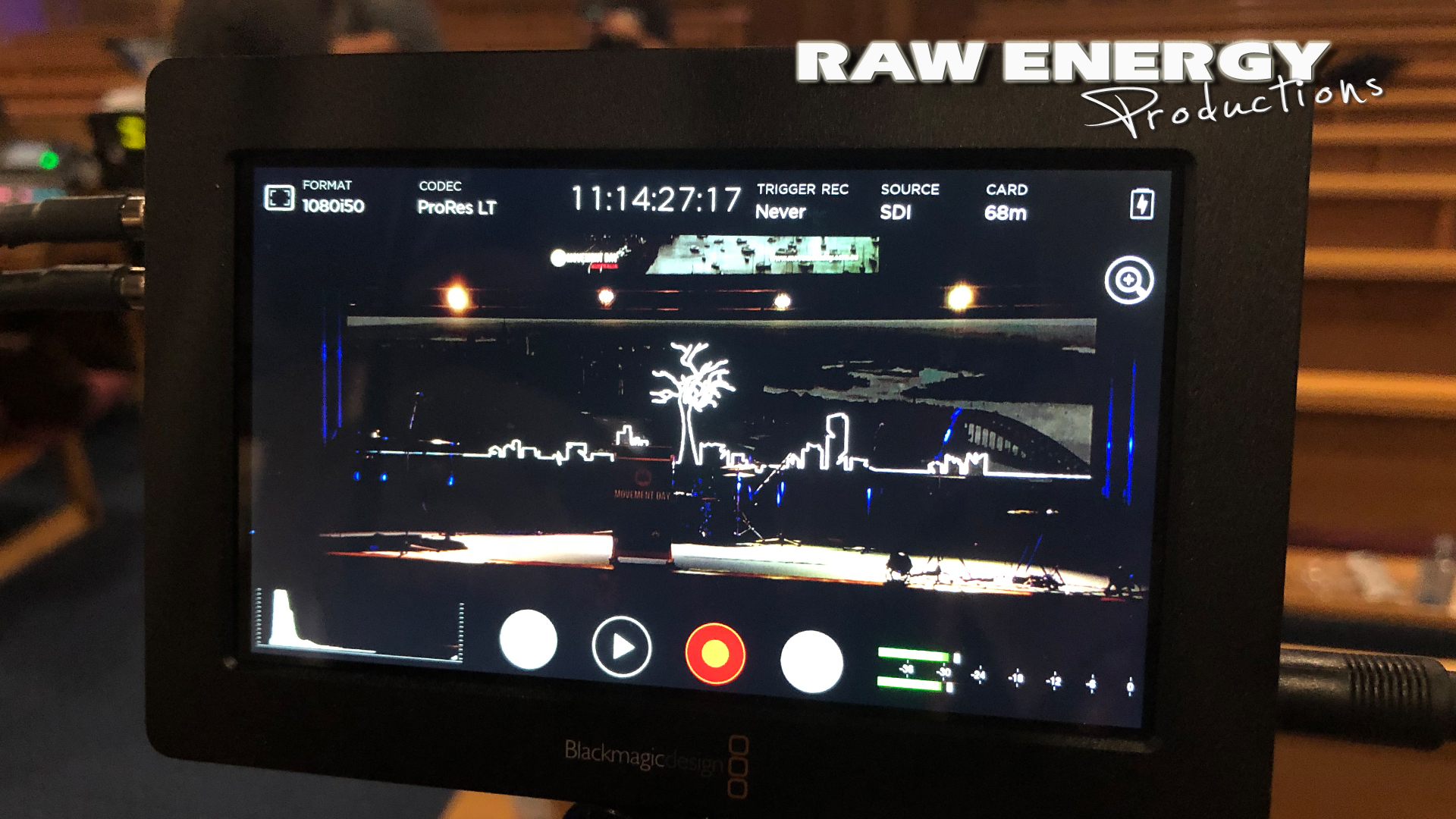 raw energy productions project